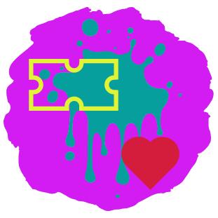 Абстракция - любовный гороскоп Лев