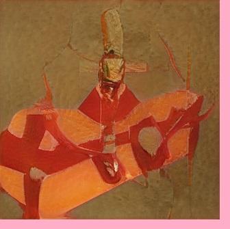 Абстракция - любовный гороскоп Овен