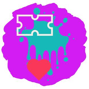 Абстракция - любовный гороскоп Рак